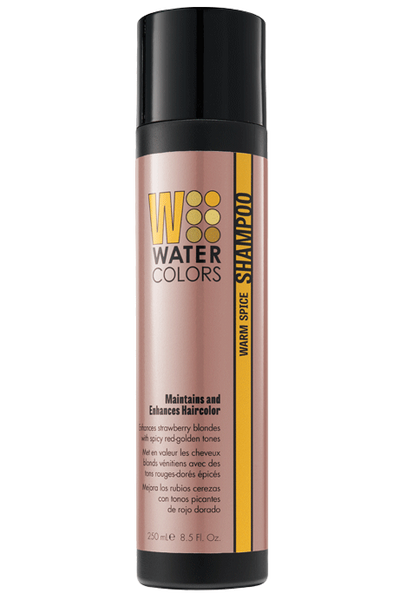 Tressa Watercolors Warm Spice Shampoo 8.5 oz
