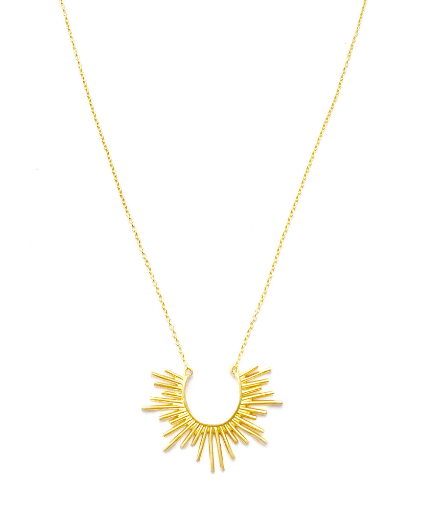 Stargaze Necklace in Gold