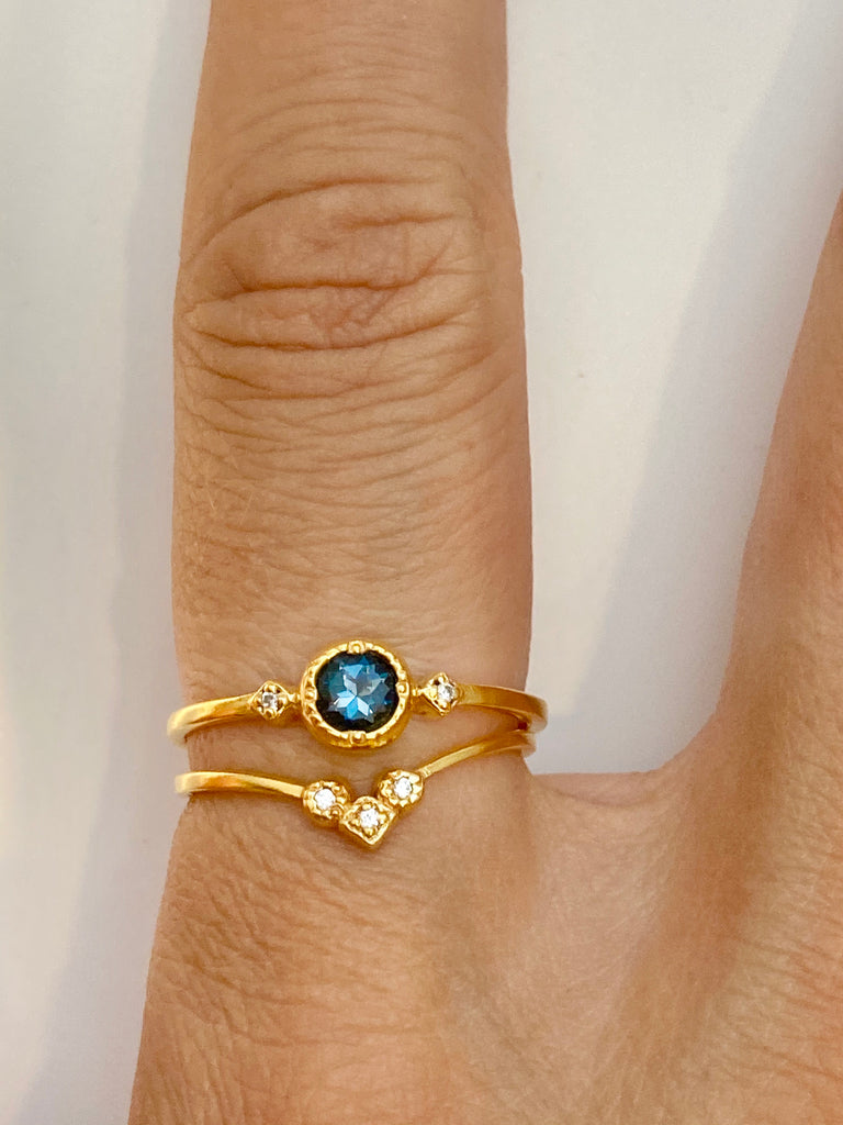 Zoe Ring Gold