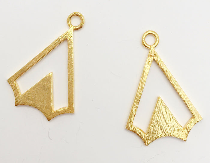 Mountain Ear Jackets in Gold