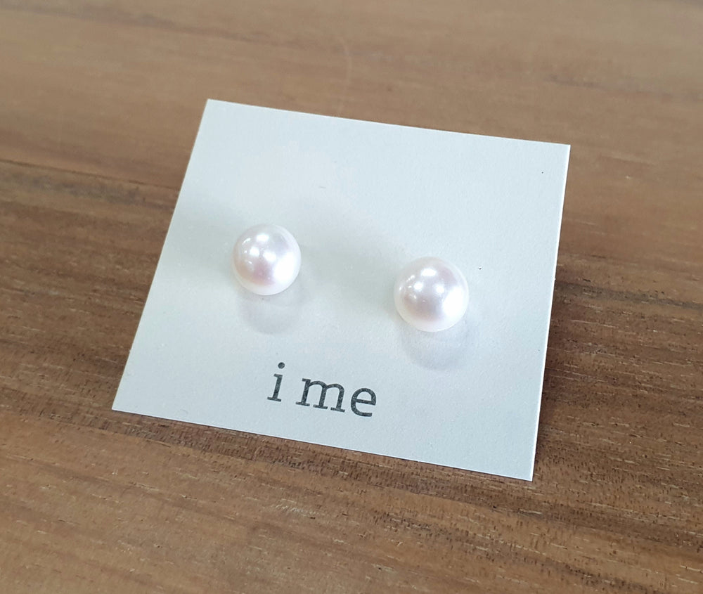 PEARL STUDS SMALL