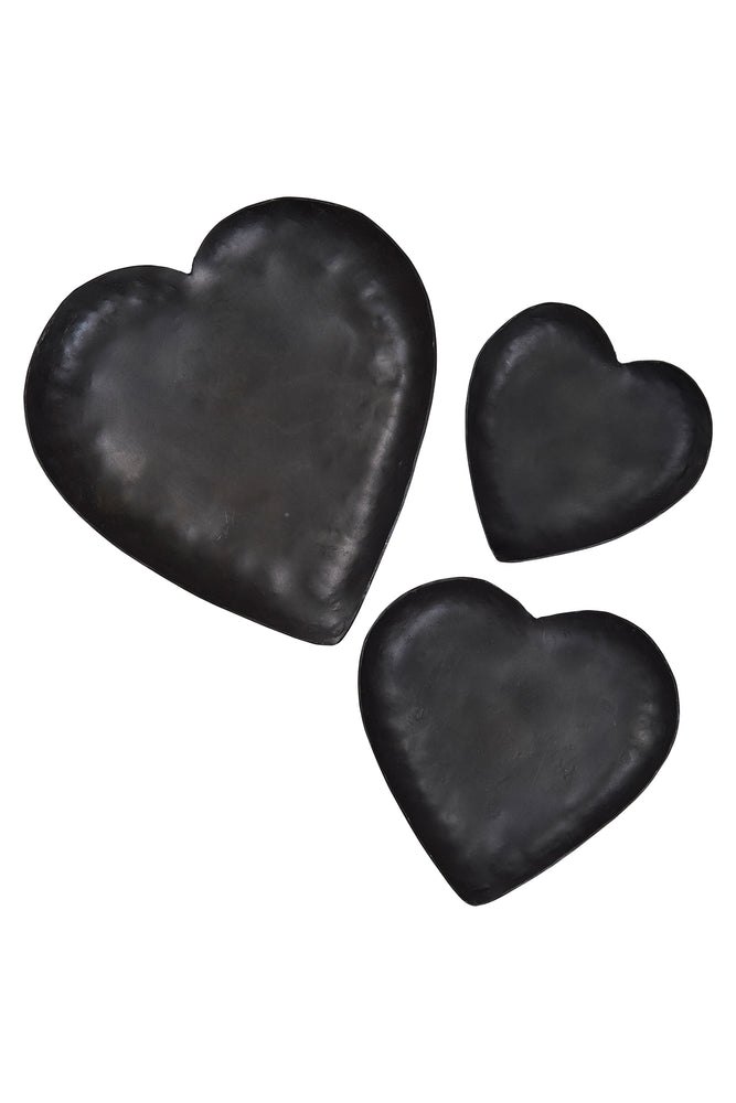 LUXE HEART SET - SLATE