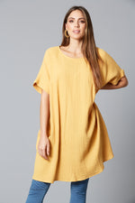 WEEKENDER DRESS SAFFRON