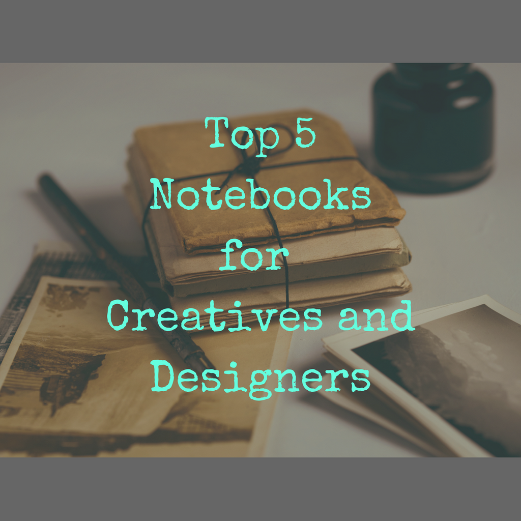 My top 5 Notebooks for #NationalStationeryWeek