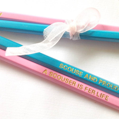 Liverpool Scouse Pencil Set