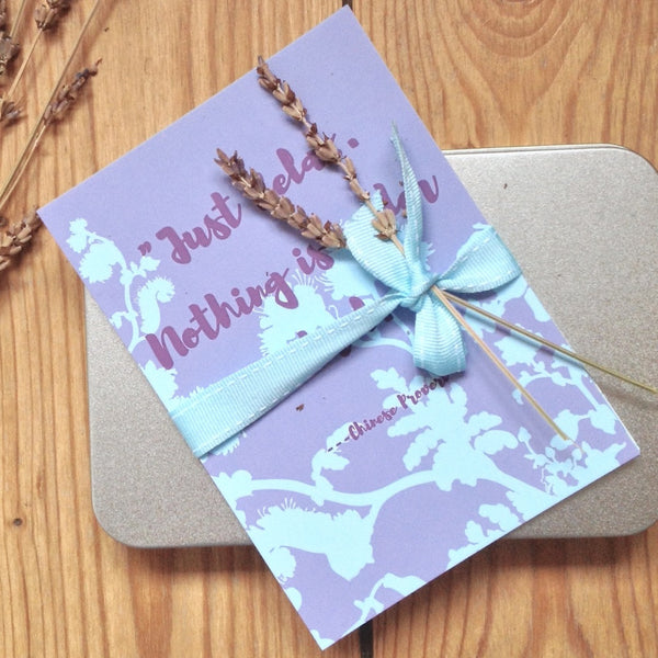 Calming Spring Notecards Box Set