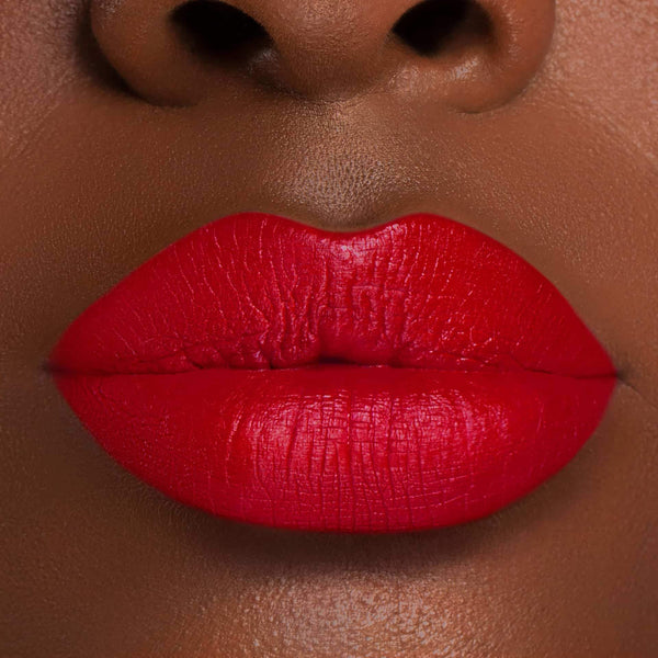 kiss of fire lip swatch