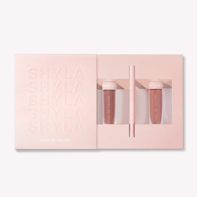 SHYLA LIP SET