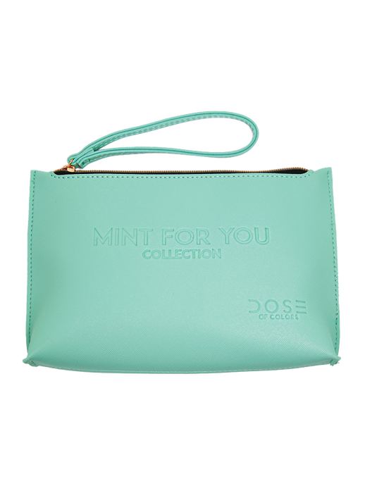 MINT MAKEUP BAG