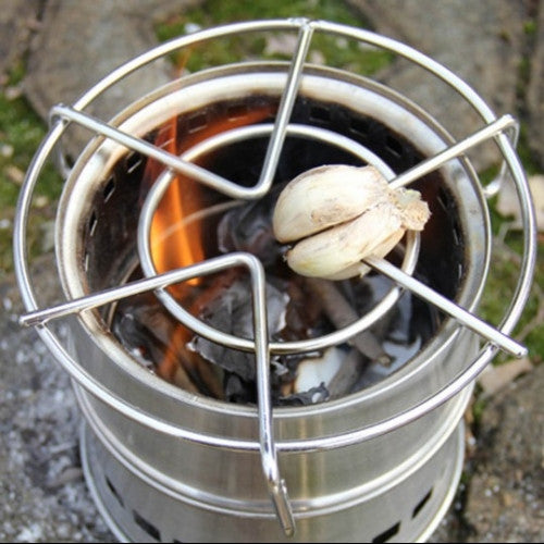 Small & Lightweight Portable Camping Stove