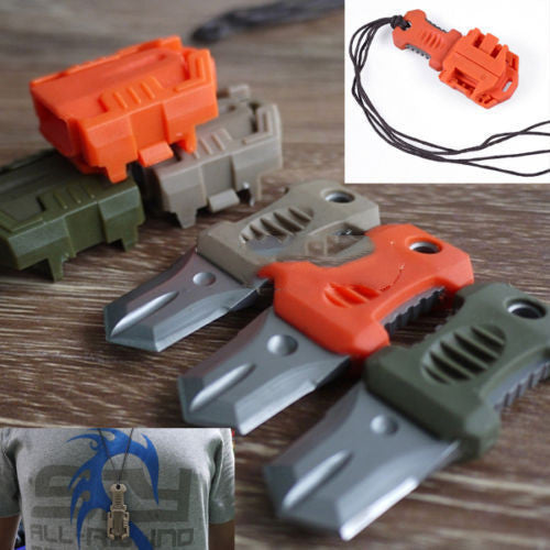 Military Tape Buckle Camping Equipment Carabiner
