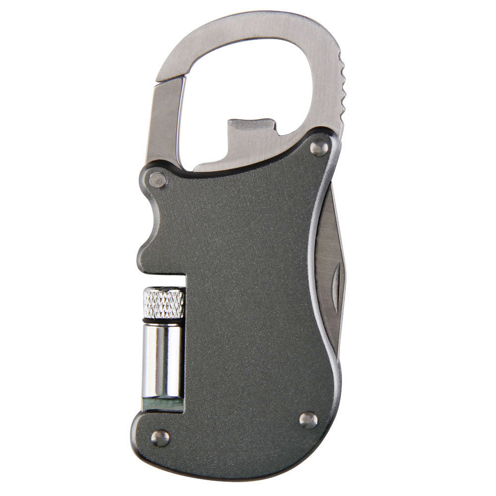 LED Light Opener Knife Key Ring  Outdoor Tool