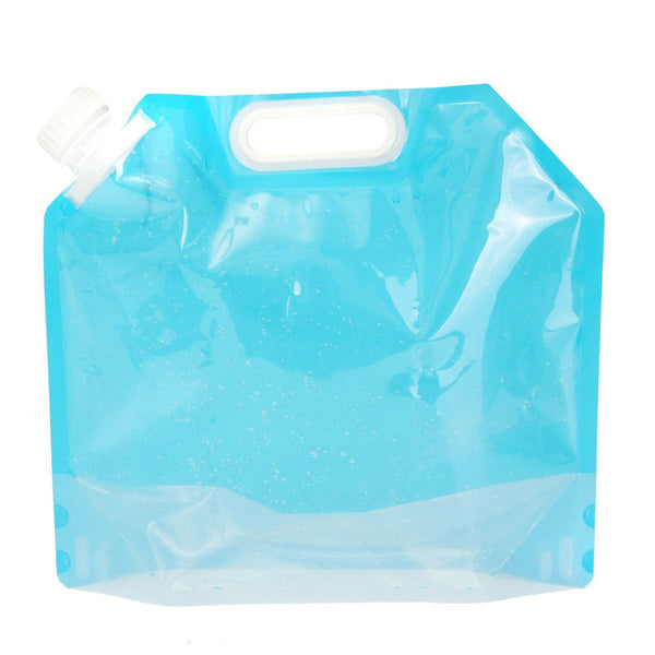 5L Folding Water Storage Survival Outdoor Accessories