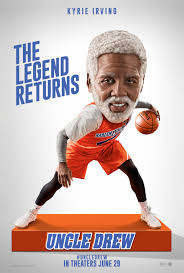 Uncle Drew (Starring Kyrie Irving, Shaquille O'Neal, And Tiffany Haddish) (Movie Trailer)