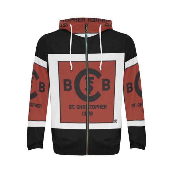 St Christopher Club Shoot Around Jacket