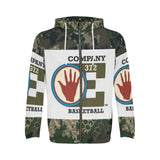 Company E, 372nd Colored Infantry Shoot Around Jacket Jacket from [shop name]