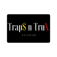 "Trap$ n TruX Culture™ no.1 - Doormat 23.6"" x 15.7"""