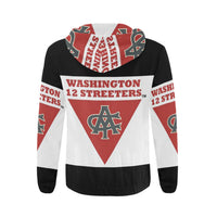 Washington 12 Streeters Shoot Around Jacket