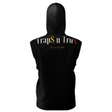 Trap$ n TruX Sleeveless Zip-Up Hoodie
