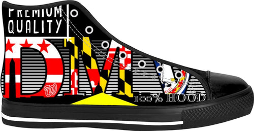 DMV Ghetto Pass Hi-Top Kicks