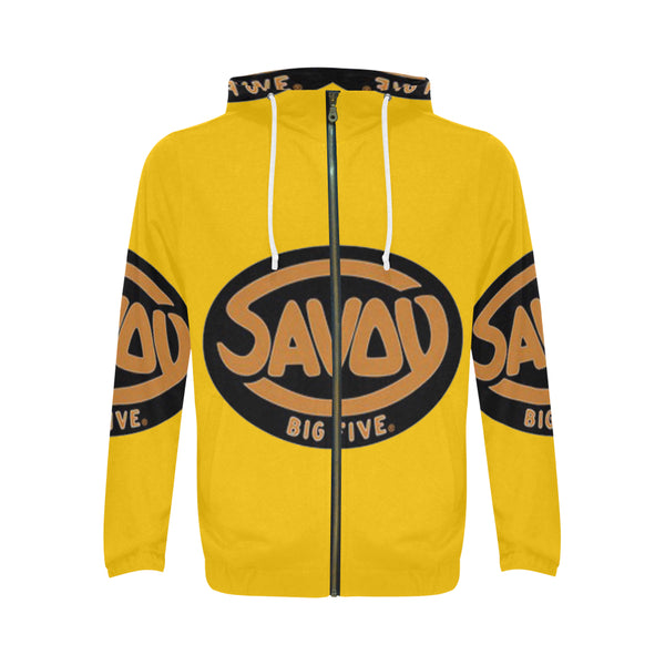 Savoy Big Five Shoot Around Jacket