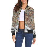 Bando Blessings Mens & Womens Bomber Jacket Jacket from [shop name]