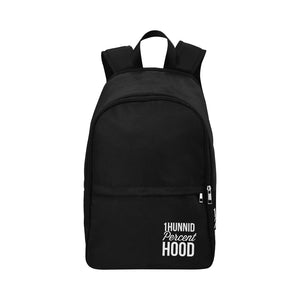 1Hunnid Percent Hood Backpack