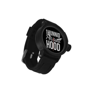 1Hunnid Percent Hood Mens Sport Watch Watches from [shop name]