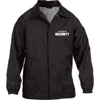 Top Flight MF Security Nylon Staff Jacket