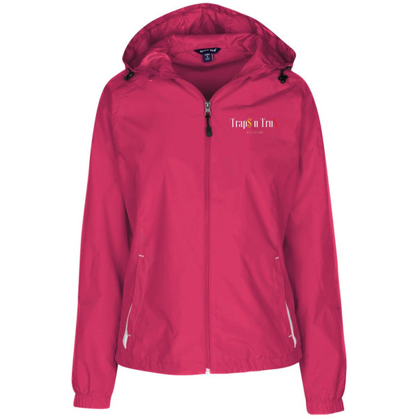 Trap$ n TruX Culture™ no1 - Sport-Tek Ladies' Jersey-Lined Hooded Windbreaker