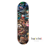 Skate Monster Skateboard Deck