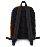 King T'Challa / Black Panther Kente Pattern Backpack
