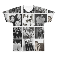 90's RNB Queens Unisex Tee T-Shirt from [shop name]