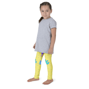 Colorful Cactus Kid's leggings Leggings from [shop name]