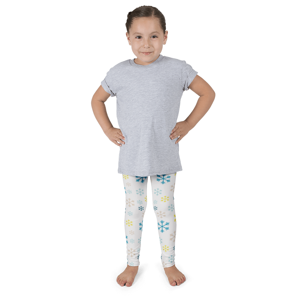 Winter Wonderland Kid's leggings