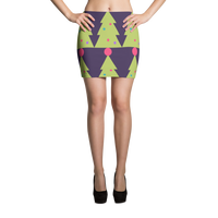 Christmas Tree Mini Skirt Mini Skirt from [shop name]
