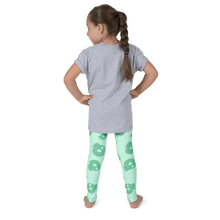 Craneo Verde Kid's leggings Leggings from [shop name]