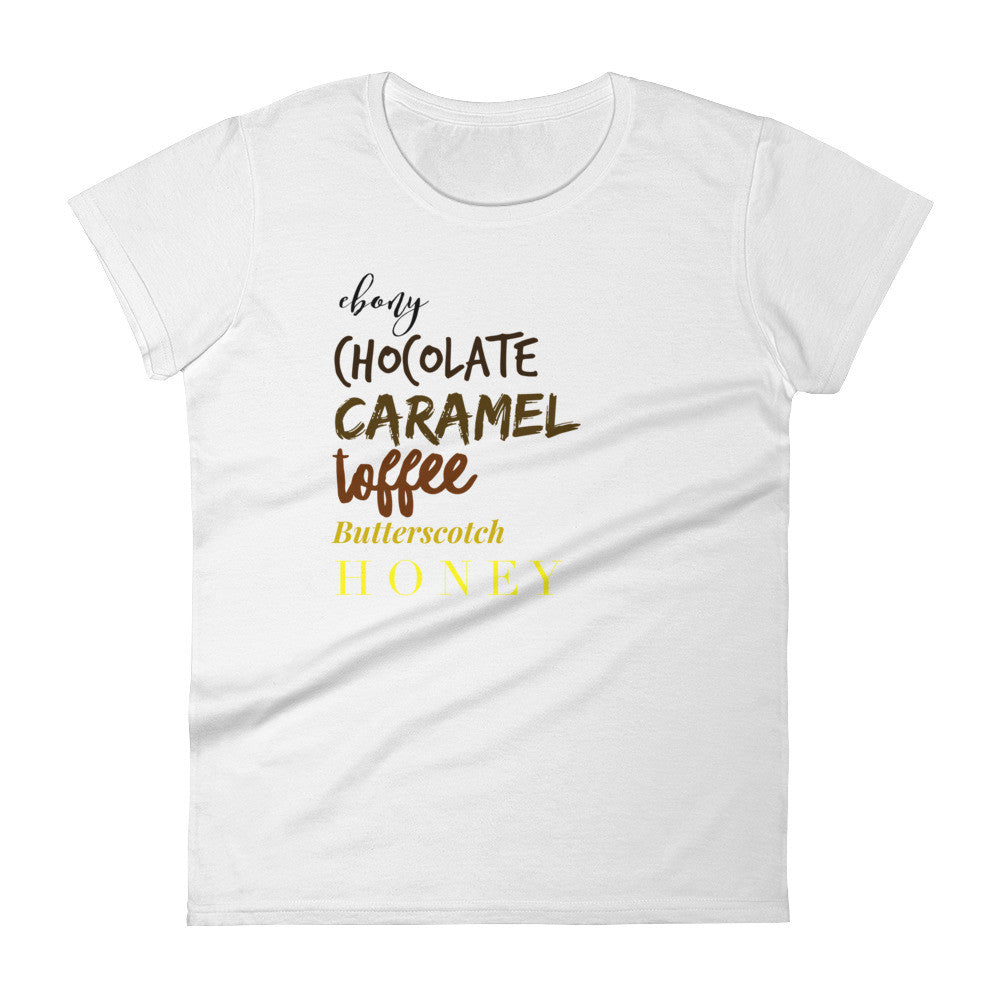 Brown is Beautiful Women's T-Shirt