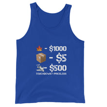 Touchdown = Priceless Unisex  Tank Top