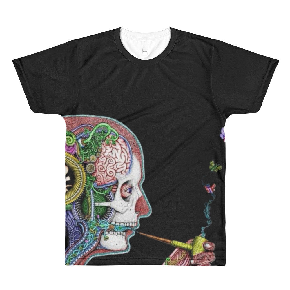 Free Your Mind Sublimation T-Shirt