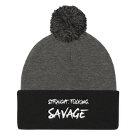 Straight. Fucking. Savage! Knit Cap