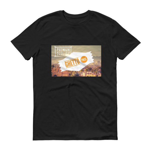 AZ Ghetto Pass T-shirt T-Shirt from [shop name]
