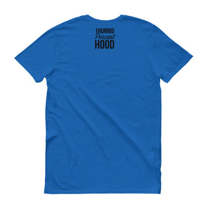 Blue Crown Ghetto Pass T-Shirt T-Shirt from [shop name]