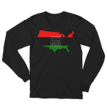 Africa-America Unisex Long Sleeve T-Shirt T-Shirt from [shop name]