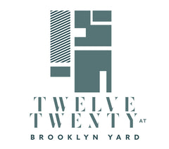 Twelve-Twenty At Brooklyn Yard Logo