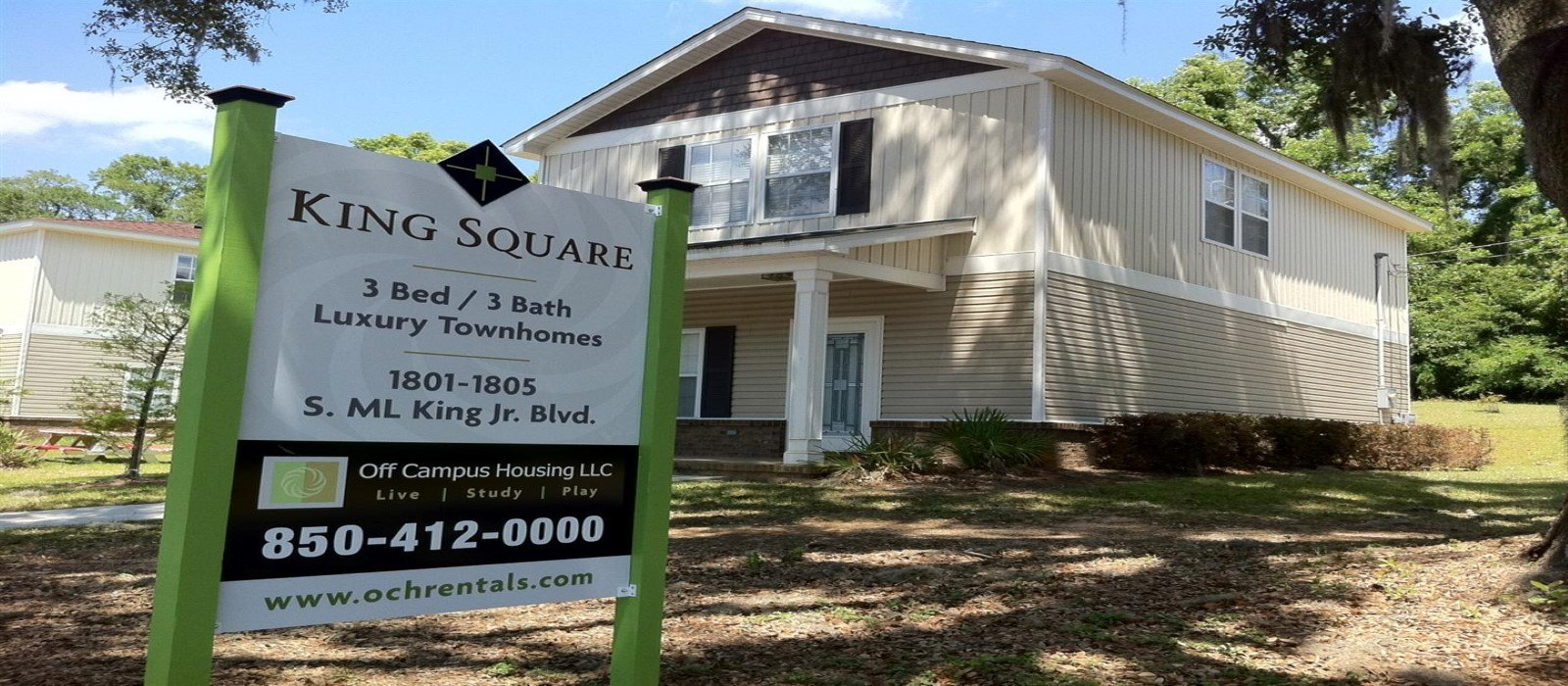 Off Campus Housing | Walking Distance to FAMU