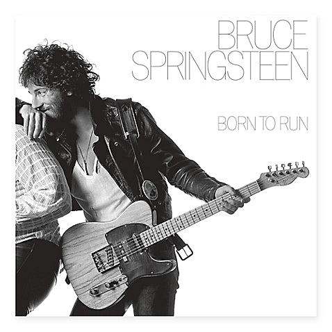 Bruce Springsteen -  Born To Run (Vinyl LP Record)