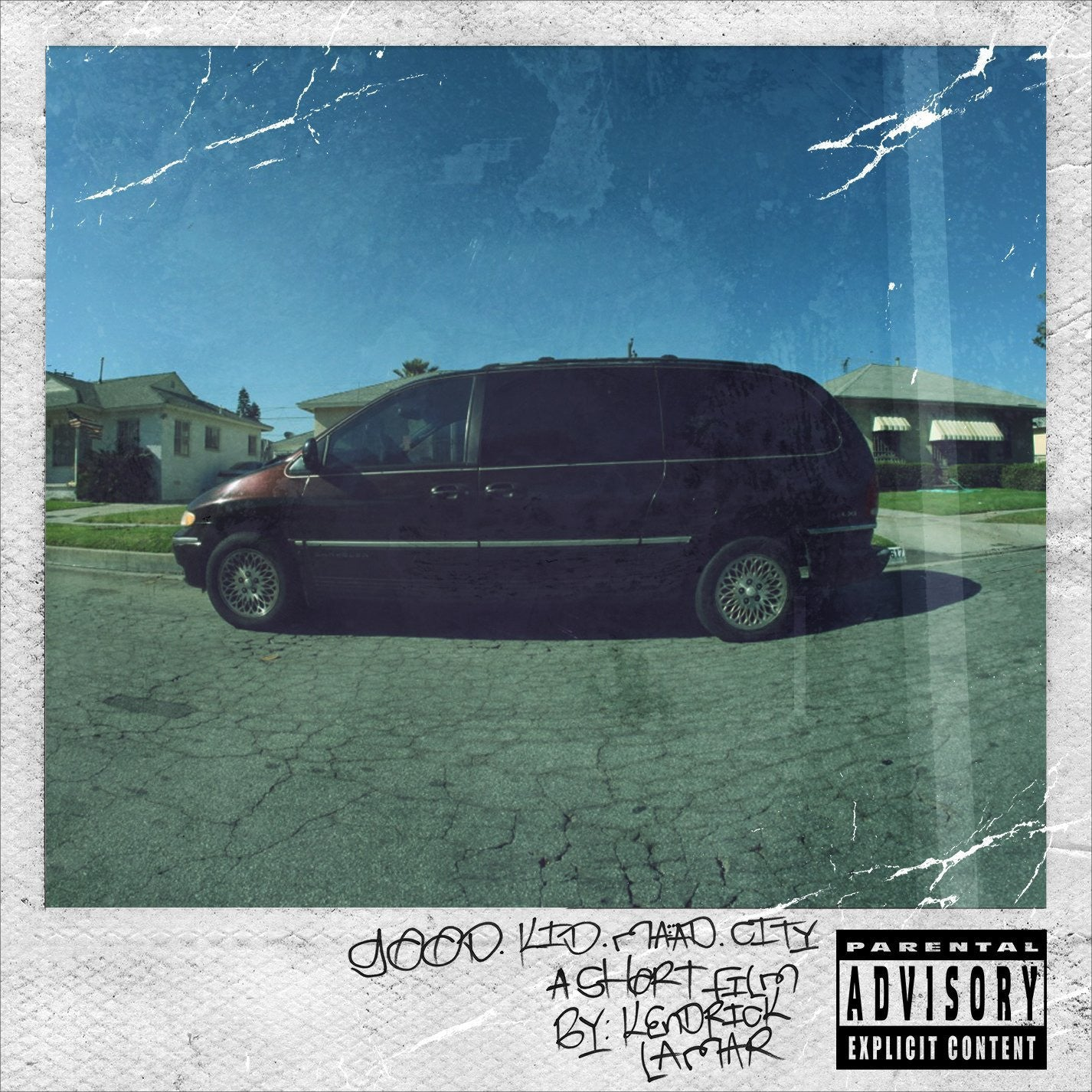 Kendrick Lamar - Good Kid, M.A.A.d City (Vinyl 2LP)