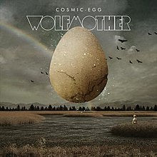 Wolfmother - Cosmic Egg (Vinyl 2LP Record)