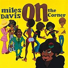 Miles Davis - On The Corner (Vinyl LP)